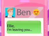 Ben Leaving Ellie