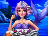 Mermaid Princess New Makeup