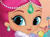 Shimmer and Shine Pencil Coloring Book