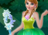 Princess Fairy Style Makeover