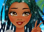 Disney Princesses Summer Braids