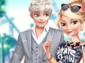 Elsa and Ellie Date Fashion