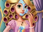 Blonde Princess Real Makeover