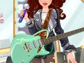 Rock Band Dress Up