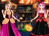 Princess Halloween Dress
