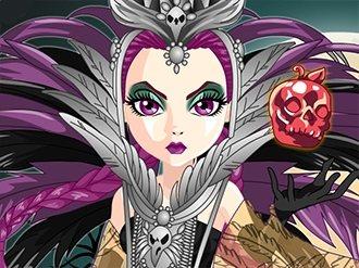 Evil Raven Queen My Cute Games